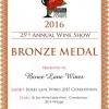 Bronze 2015 Chardonnay