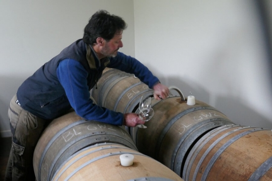 Will the winemaker