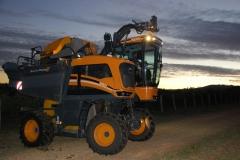 The Pellenc Harvester