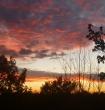 Farewell sunset