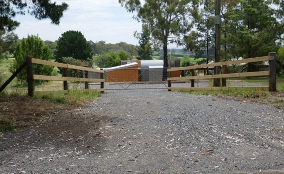 Cellar Door Site Entry