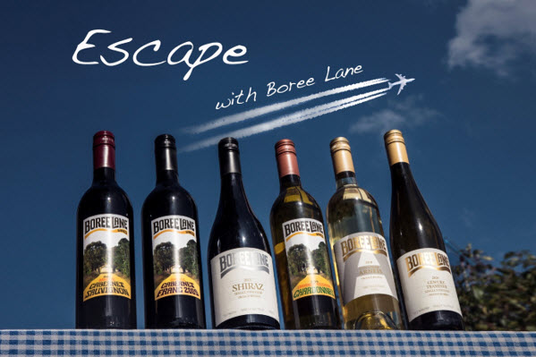 Escape with Boree Lane Wines