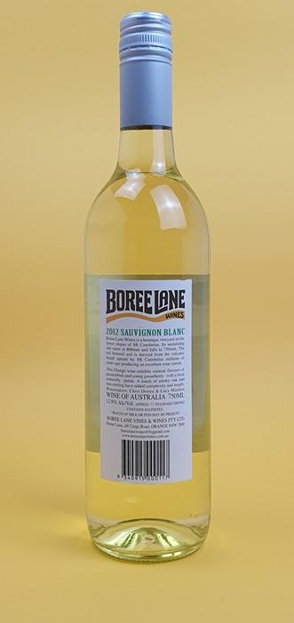 2012 Sauvignon Blanc 750ml