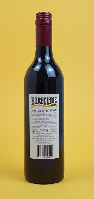 2015 Cabernet Sauvignon 750ml