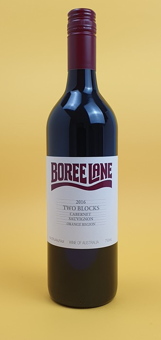 "2016 ""Two Blocks"" Cabernet Sauvignon 750ml"